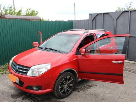 Купить Geely MK Cross пробег 170 000.00 км 2012 год выпуска