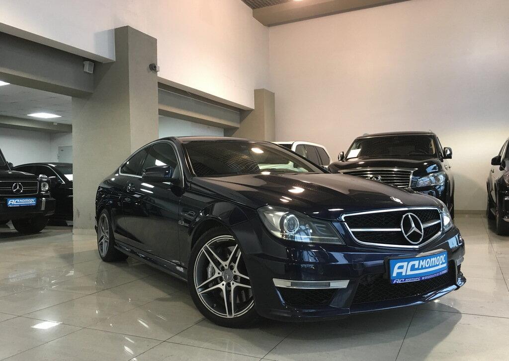 Купить б/у Mercedes-Benz C-klasse AMG III (W204) Рестайлинг