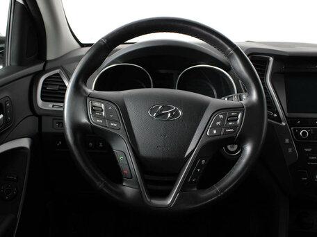 Купить Hyundai Santa Fe пробег 63 000.00 км 2016 год выпуска