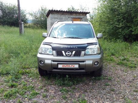 Купить Nissan X-Trail пробег 191 000.00 км 2006 год выпуска