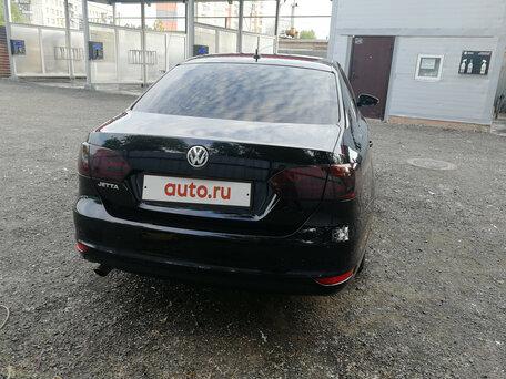 Купить Volkswagen Jetta пробег 120 000.00 км 2014 год выпуска