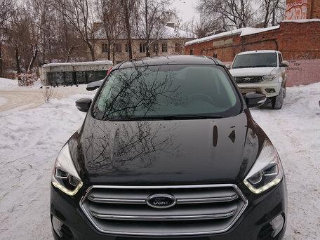 Купить Ford Kuga пробег 50 000.00 км 2017 год выпуска