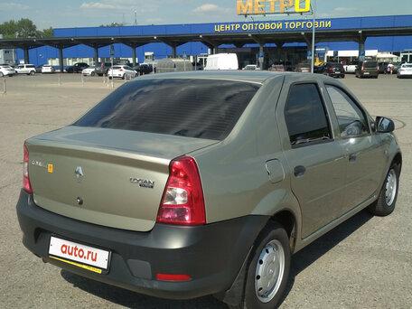 Купить Renault Logan пробег 144 500.00 км 2010 год выпуска