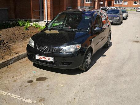Купить Mazda Demio пробег 225 000.00 км 2003 год выпуска