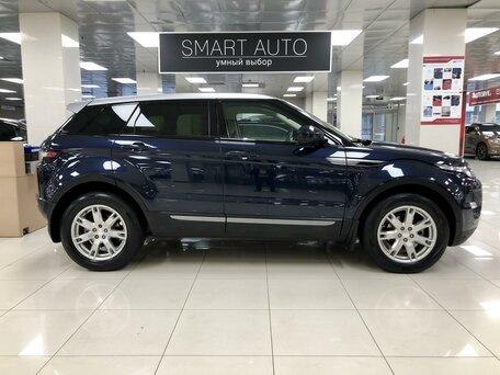 Купить Land Rover Range Rover Evoque пробег 68 000.00 км 2014 год выпуска
