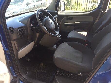 Купить FIAT Doblo пробег 11 700.00 км 2011 год выпуска