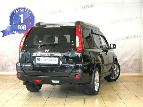 Купить Nissan X-Trail пробег 82 000.00 км 2012 год выпуска