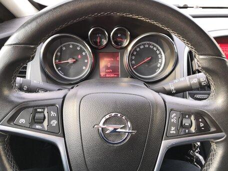 Купить Opel Astra пробег 57 000.00 км 2012 год выпуска