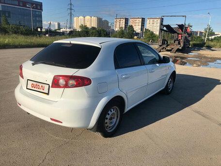 Купить Chevrolet Lacetti пробег 118 000.00 км 2011 год выпуска