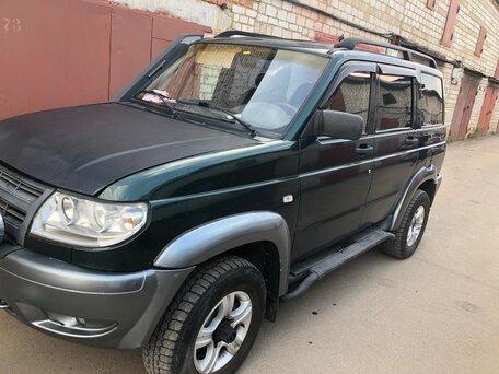 Купить УАЗ Patriot пробег 140 000.00 км 2006 год выпуска