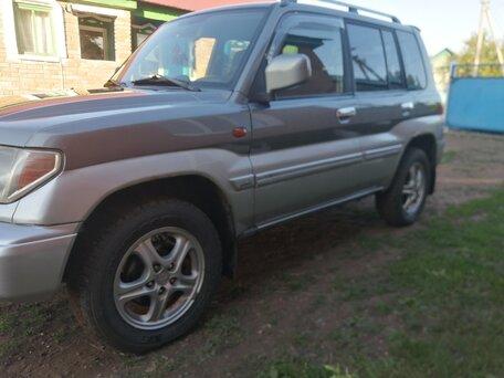 Купить Mitsubishi Pajero Pinin пробег 175 000.00 км 2004 год выпуска