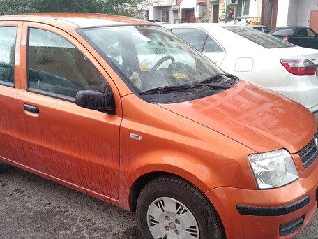 Купить FIAT Panda пробег 95 000.00 км 2008 год выпуска