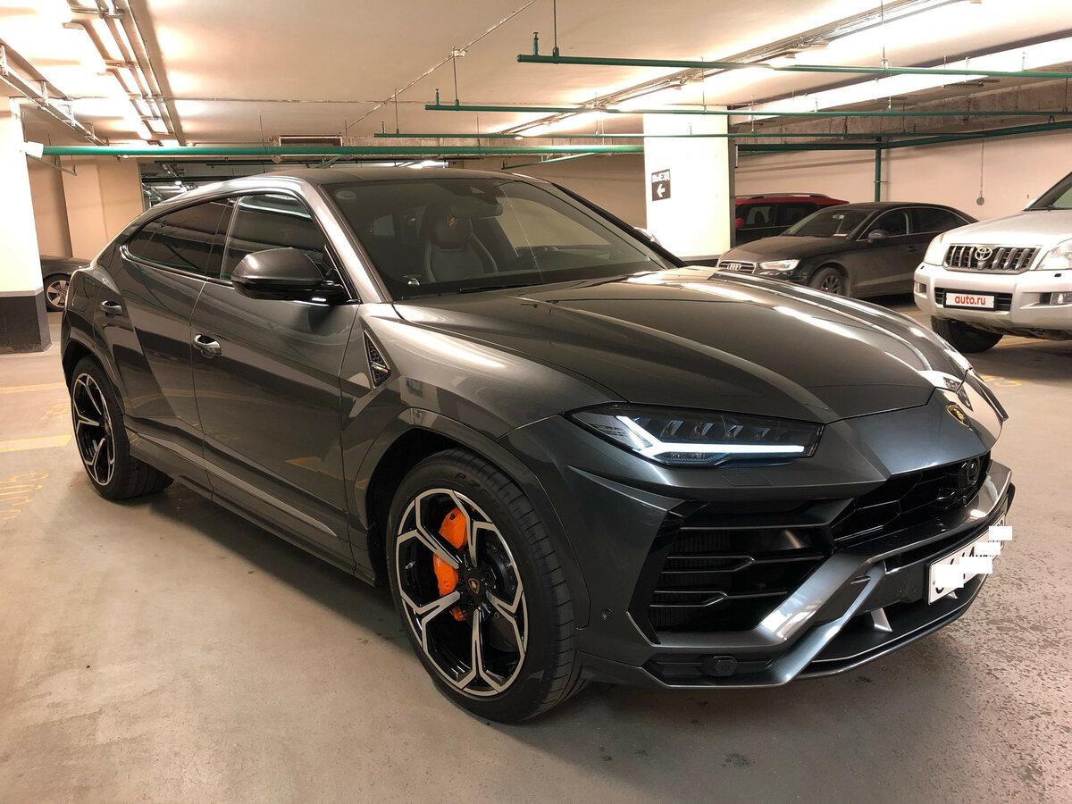 36acd83ffd474 Купить Lamborghini Urus I с пробегом в Москве: Ламборгини урус I 2019 года  — Авто.ру