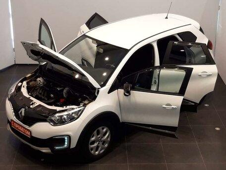 Купить Renault Kaptur пробег 32 000.00 км 2016 год выпуска