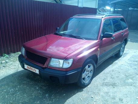 Купить Subaru Forester пробег 30 000.00 км 1998 год выпуска