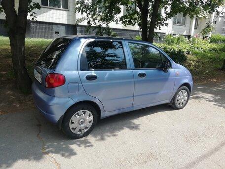 Купить Daewoo Matiz пробег 100 000.00 км 2008 год выпуска
