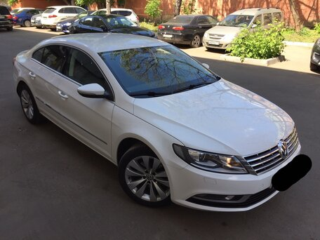 Купить Volkswagen Passat CC пробег 59 000.00 км 2014 год выпуска