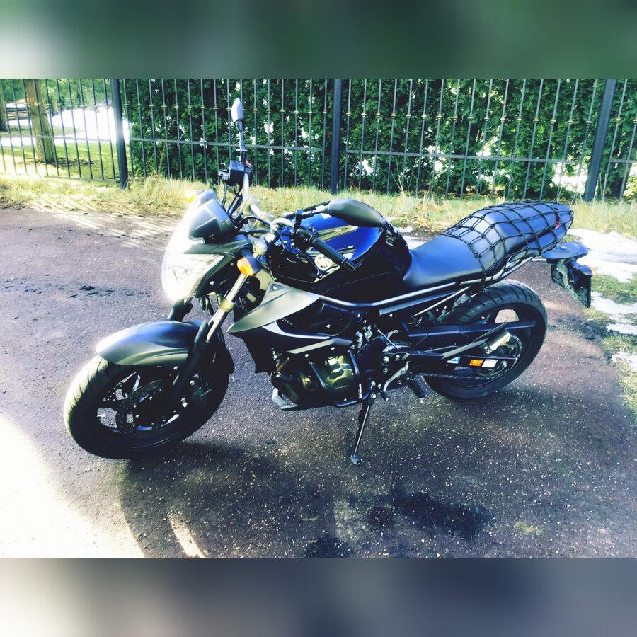 Купить б/у Yamaha XJ 600 инжектор 6 передач в Москве