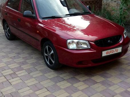 Купить Hyundai Accent пробег 195 600.00 км 2005 год выпуска