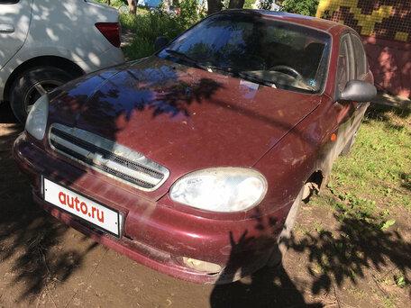 Купить Chevrolet Lanos пробег 250.00 км 2009 год выпуска