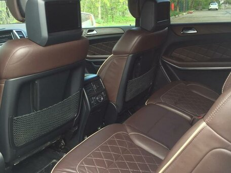 Купить Mercedes-Benz GL-klasse пробег 116 000.00 км 2013 год выпуска