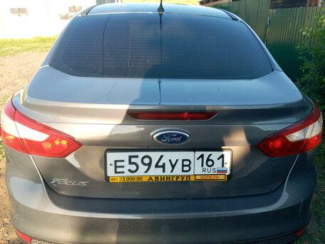Купить Ford Focus пробег 81 000.00 км 2014 год выпуска