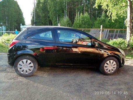 Купить Opel Corsa пробег 94 000.00 км 2010 год выпуска