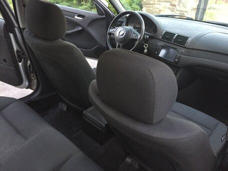 Купить BMW 3 серия пробег 288 000.00 км 2002 год выпуска