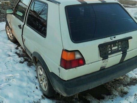 Купить Volkswagen Golf пробег 300 000.00 км 1988 год выпуска