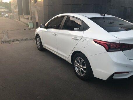 Купить Hyundai Solaris пробег 44 500.00 км 2017 год выпуска