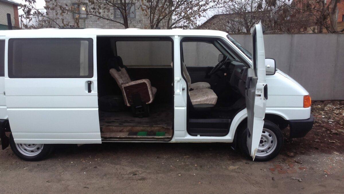 Фольксваген транспортер купить в белгороде замена вала конвейера