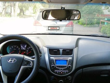 Купить Hyundai Solaris пробег 70 000.00 км 2013 год выпуска
