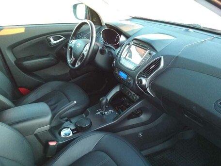 Купить Hyundai ix35 пробег 58 000.00 км 2014 год выпуска