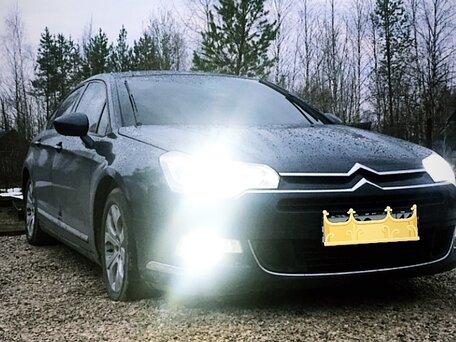 Купить Citroen C5 пробег 110 674.00 км 2010 год выпуска