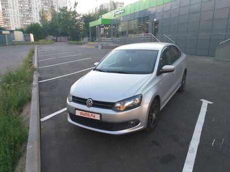 Купить Volkswagen Polo пробег 100 200.00 км 2013 год выпуска