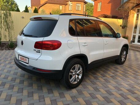 Купить Volkswagen Tiguan пробег 44 000.00 км 2016 год выпуска