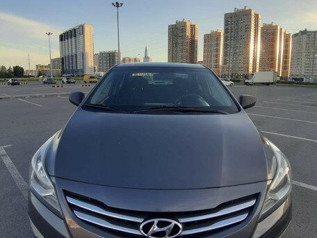 Купить Hyundai Solaris пробег 161 000.00 км 2015 год выпуска