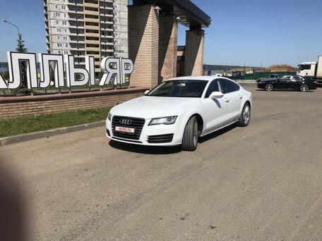 Купить Audi A7 пробег 135 000.00 км 2013 год выпуска