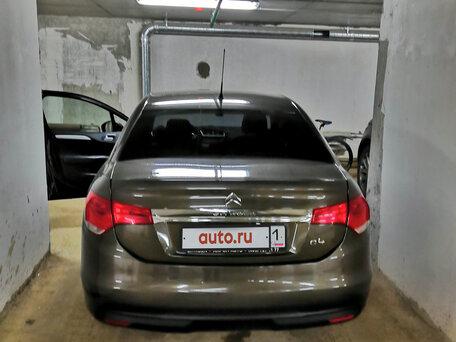 Купить Citroen C4 пробег 73 000.00 км 2013 год выпуска