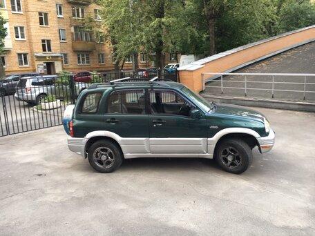 Купить Suzuki Grand Vitara пробег 218 000.00 км 1998 год выпуска