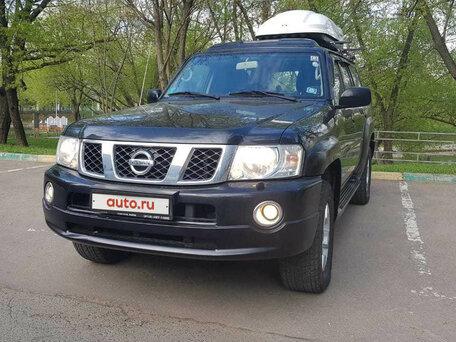 Купить Nissan Patrol пробег 89 900.00 км 2007 год выпуска