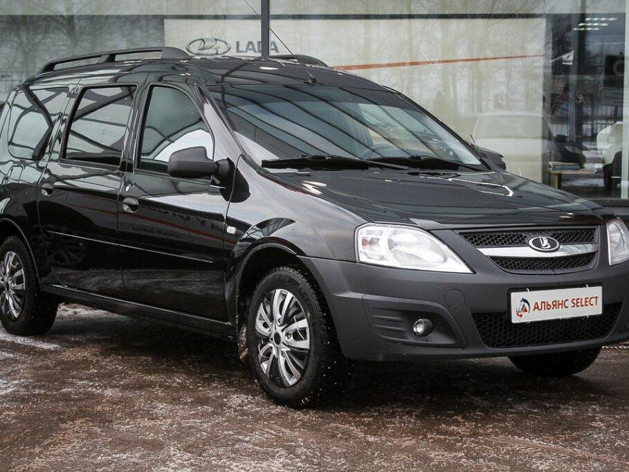 Смотрите, какая машина: LADA (ВАЗ) Largus I 2018 года за 440000 рублей на Авто.ру!