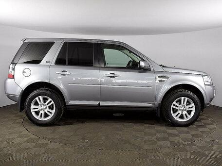 Купить Land Rover Freelander пробег 59 797.00 км 2014 год выпуска