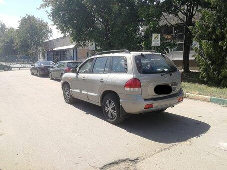 Купить Hyundai Santa Fe пробег 138 000.00 км 2009 год выпуска