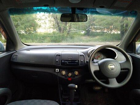Купить Nissan March пробег 227 000.00 км 2002 год выпуска