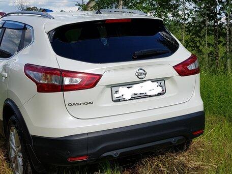 Купить Nissan Qashqai пробег 21 160.00 км 2016 год выпуска