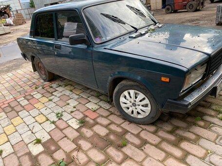 Ваз 2107 бу москве автосалоне сургут кредит в залог птс