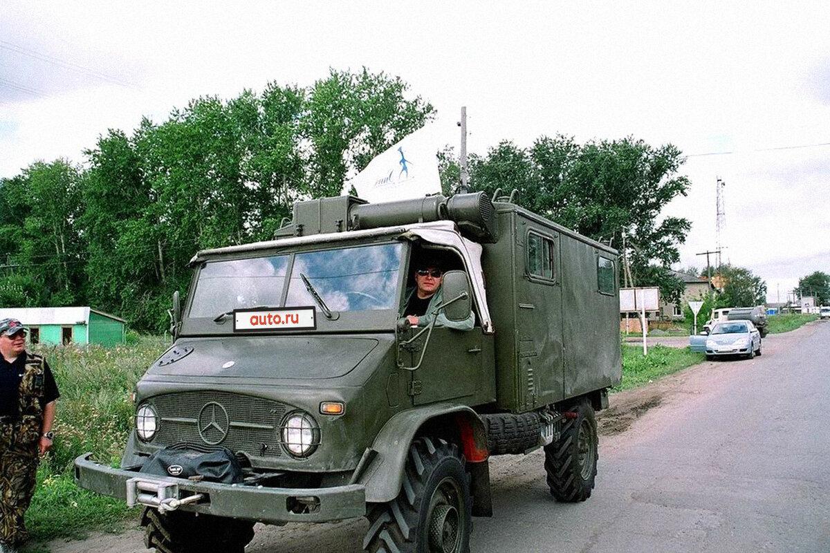 Купить б/у Mercedes-Benz Unimog бензин механика в Тюмени: зелёный кунг 1964 года на Авто.ру