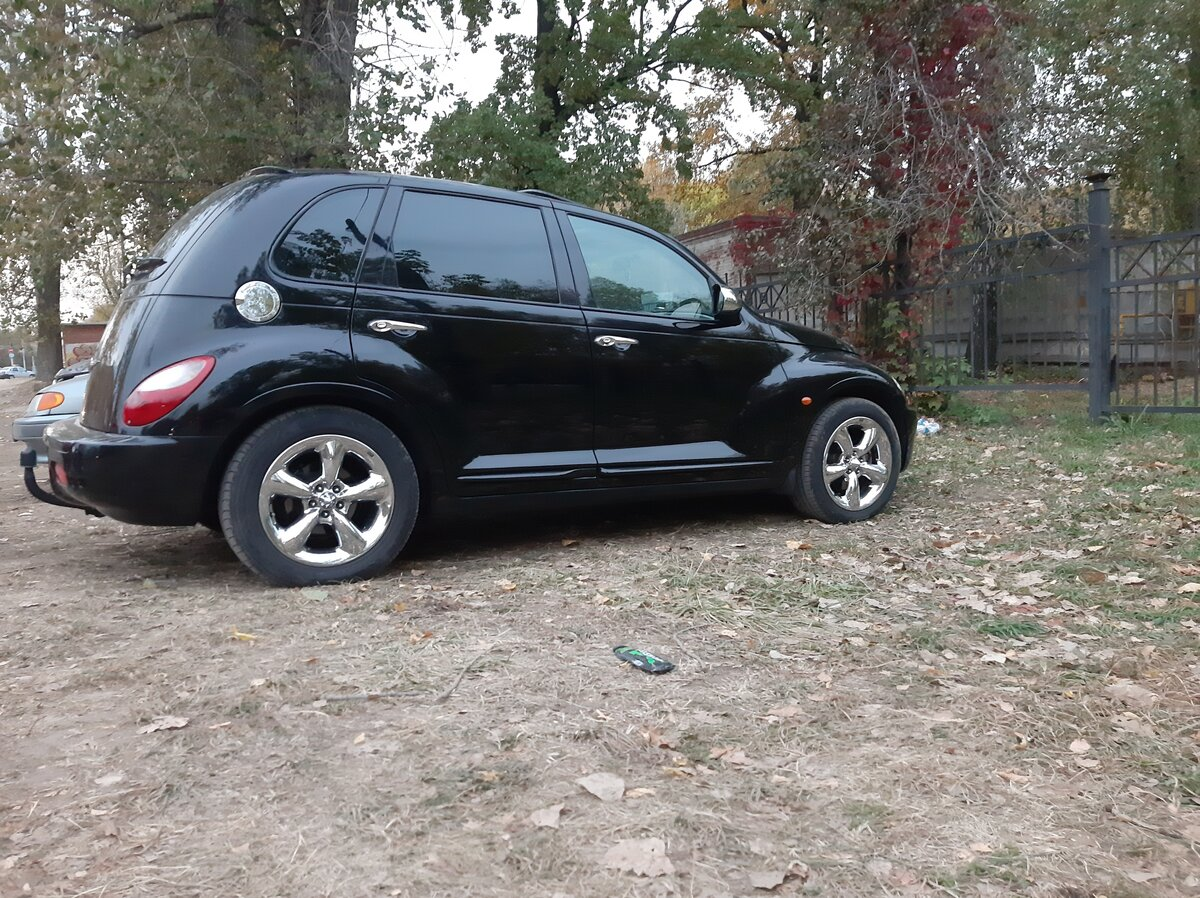 2006 Chrysler PT Cruiser , чёрный - вид 8