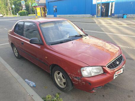 Акцент хендай в автосалонах москвы купить авто в залоге в новосибирске